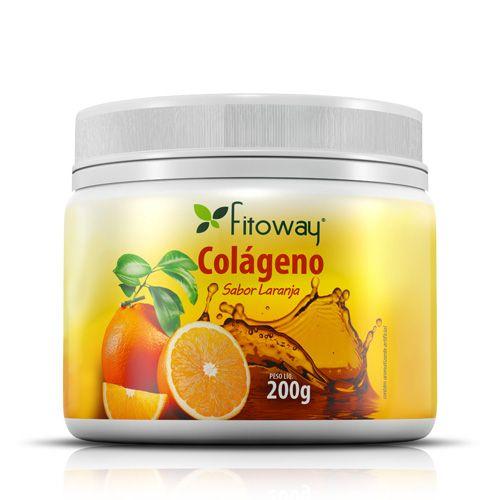Fitoway Colágeno 200g