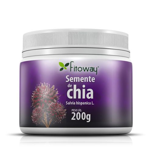 Fitoway Semente de Chia 200g