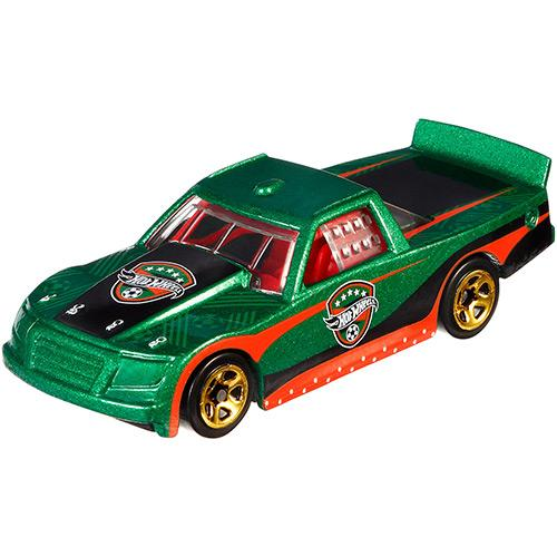 Carrinho Hot Wheels Série Uefa Circle Trucker Mattel