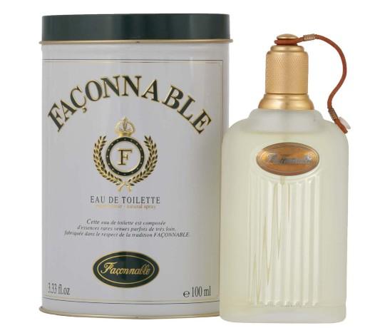 Perfume Façonnable Homme Façonnable Eau de Toilette Masculino 50 Ml
