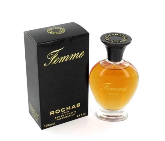 Perfume Femme Rochas Eau de Toilette Feminino 100 Ml
