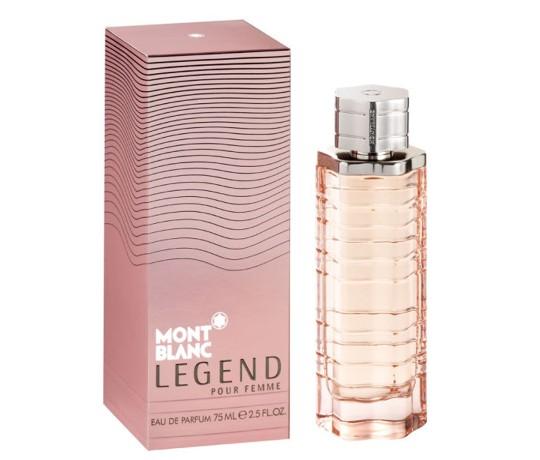 Perfume Legend Montblanc Eau de Toilette Feminino 75 Ml