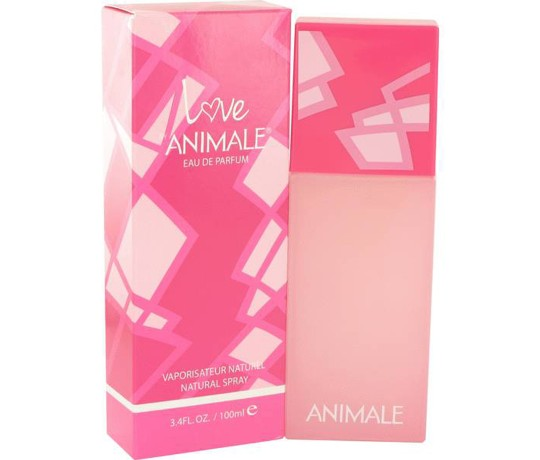 Perfume Love Animale Eau de Toilette Feminino 100 Ml