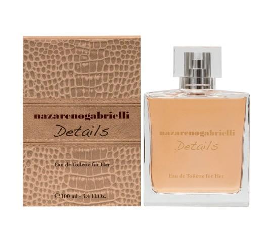 Perfume Details Nazareno Gabrielli Eau de Toilette Feminino 100 Ml