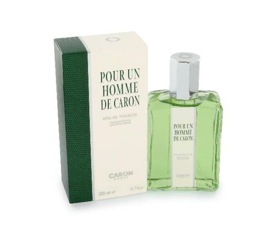 Perfume Pour Un Homme Caron Eau de Toilette Masculino 125 Ml