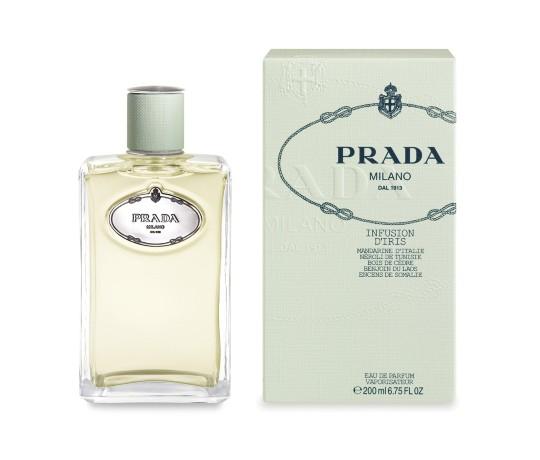 Perfume Infusion D'iris Milano Prada Eau de Parfum Feminino 30 Ml