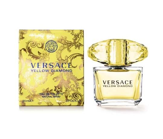 Perfume Versace Yellow Diamond Gianni Versace Eau de Toilette Feminino 30 Ml