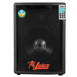 Caixa Acústica Leacs Ativa 120 W Rms 250a