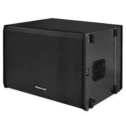 Caixa Acústica Oneal Ativa 1200 W Rms Ols2015