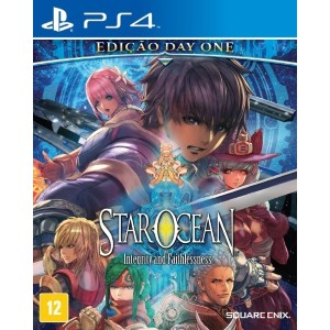 Jogo Star Ocean: Integrity And Faithlessness - Playstation 4 - Square Enix
