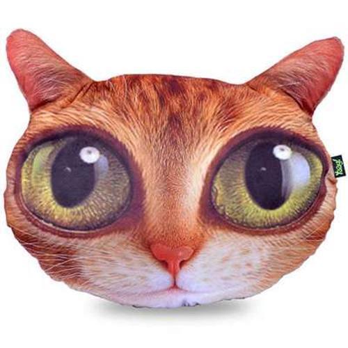 Pelúcia Big Head Cat Yaay