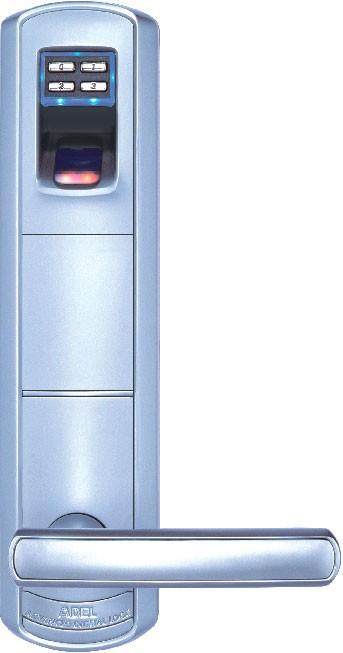 Fechadura D-lock Biométrica Prata/direita - Dl 2000