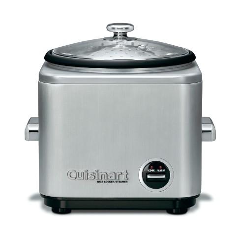 Panela Elétrica de Arroz Cuisinart Rice Cooker Steamer 110v Crc800