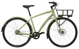 Bicicleta Kona Dr Good Aro 700 Rígida 21 Marchas - Verde