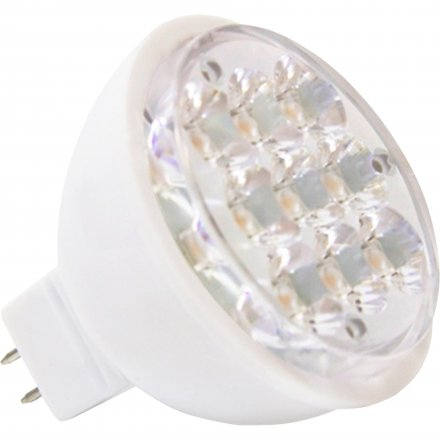 Lâmpada Brilia Led Dicróica Mr16 3w 3000k 12v