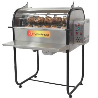 Churrasqueira Venâncio Gás Hottor Vision 220v - Fhv5e