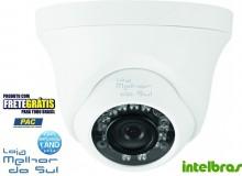 Câmera Intelbras Segurança Infra 20m 3.6mm 600l - Vmd S4020