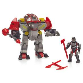 Mattel Mega Blocks Ciclope Heavy Assault
