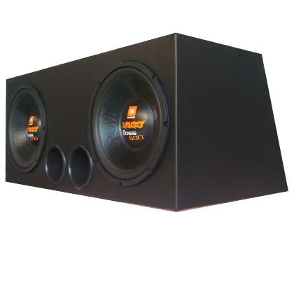 Caixa Selada Jbl Street Bass - 600 W Rms - 12w3a
