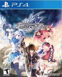 Jogo Fairy Fencer F: Advent Dark Force - Playstation 4 - Idea Factory