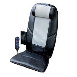 Massageador Assento Shiatsu Bivolt Preto Relaxmedic Rm-as2606