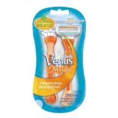 Gillette Aparelho de Depilação Venus Malibu 2 Unidades