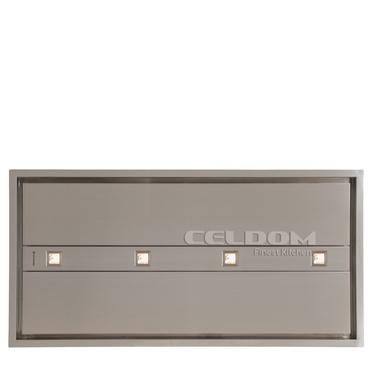 Coifa de Ilha Elettromec 120 Cm Sospesa Inox - 220v - Coi Sospensa I120