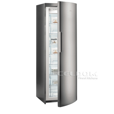Freezer Gorenje 231 Litros Inox 1 Porta - 220v - Fn6181cw