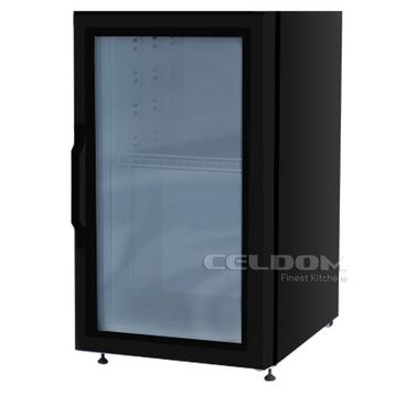Geladeira/refrigerador 45 Litros 1 Portas Preto - Freeart - 110v - Cdv45vx