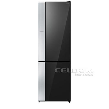 Geladeira/refrigerador 278 Litros 2 Portas Preto Ora-ito - Gorenje - 220v - Nrkorae