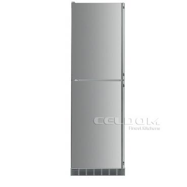Geladeira/refrigerador 288 Litros 2 Portas Inox - Liebherr - 110v - Lbbf1061