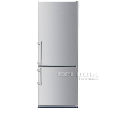 Geladeira/refrigerador 438 Litros 2 Portas Inox - Liebherr - 110v - Lbcs1660