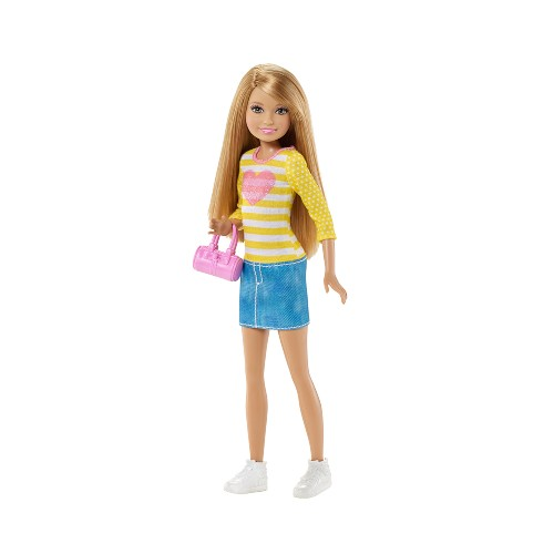 Boneca Barbie Mattel Family 3 É Demais - Irmã Stacie Ccp84