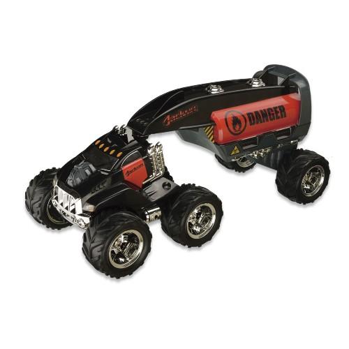 Carro de Controle Remoto Movido a Bateria Jacknife Vermelho Multikids