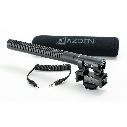Microfone Sgm-990 Azden