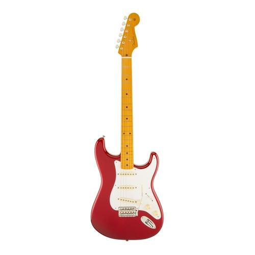 Guitarra Fender 50s Stratocaster Lacquer Mn 014-0061-709 Vermelha