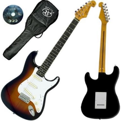 Guitarra Sx Sst62 Sunburst
