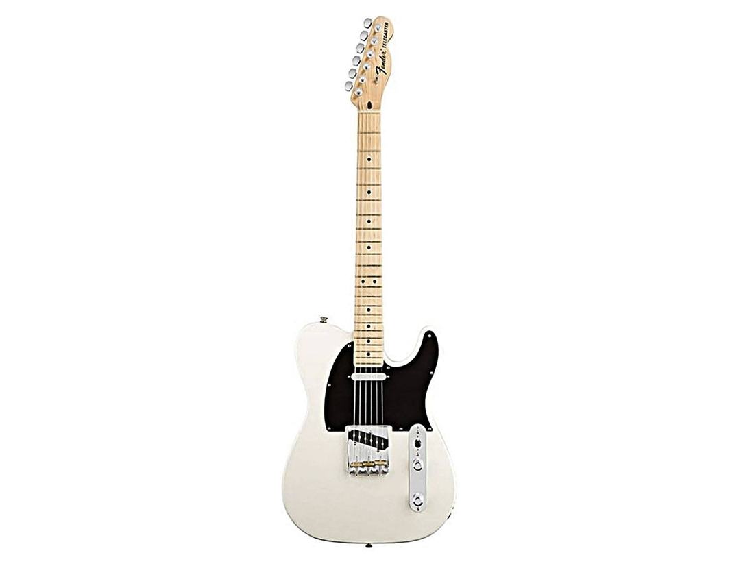 Guitarra Fender Am Special Telecaster Mn 011-5802-307 Branca