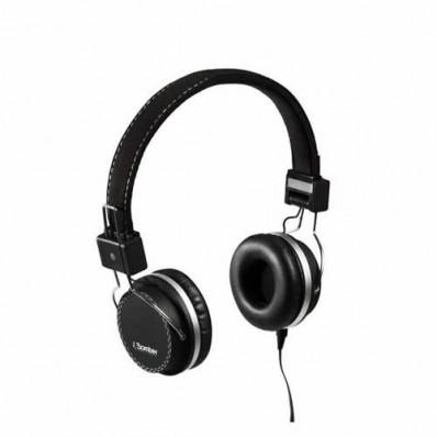 Fone de Ouvido Headphone Profissional Rock In Rio Preto Bomber Hb02