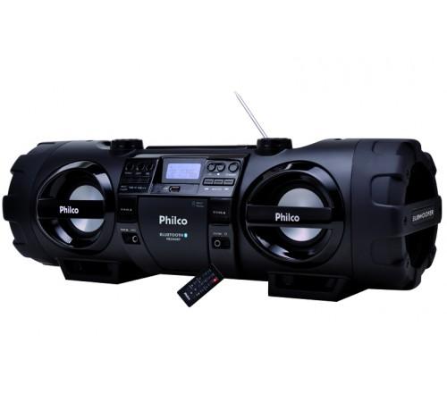 Rádio Portátil Com Cd Philco 200 W Rms - Pb500bt