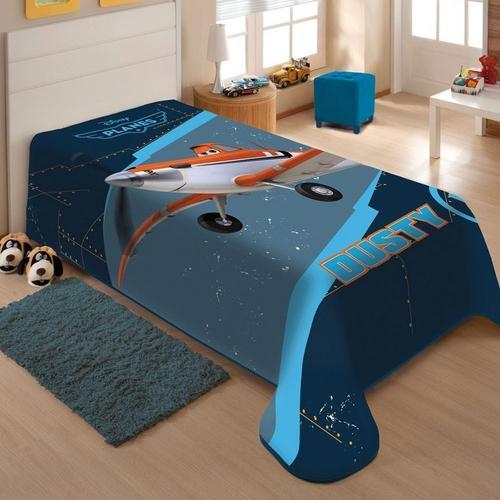 Cobertor Infantil Planes Jolitex Ternille