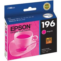 Cartucho Epson 4ml Magenta T196320