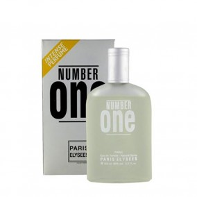 Perfume Number One Paris Elysees Eau de Toilette Masculino 100 Ml