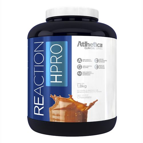 Reaction Hpro - 1,8 Kilos Atlhetica Nutrition