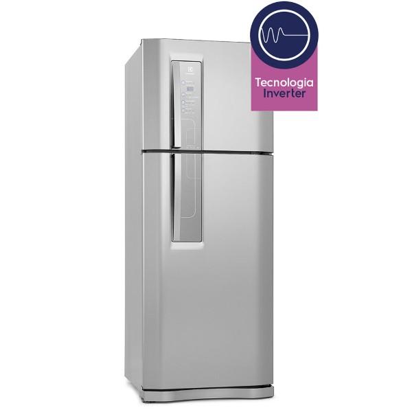 Geladeira/refrigerador 427 Litros 2 Portas Inox - Electrolux - 110v - If51x