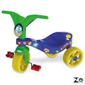 Triciclo Pop Birds Azul/verde Xalingo 0744.3