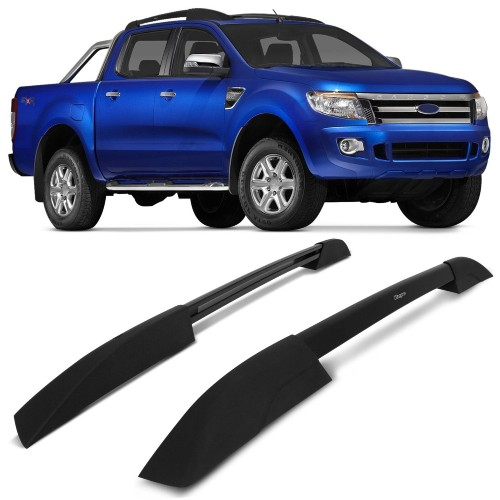 Rack Executive Ford Ranger Prata Bepo