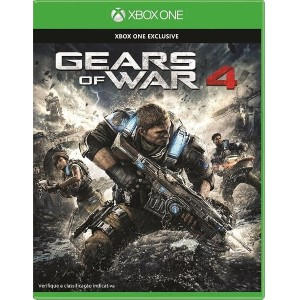 Jogo Gears Of War 4 - Xbox One - Microsoft Game