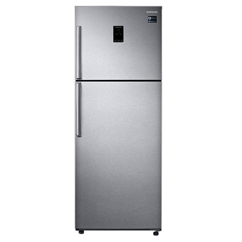 Geladeira refrigerador 384 litros 2 portas inox twin for Geladeira 2 portas inox