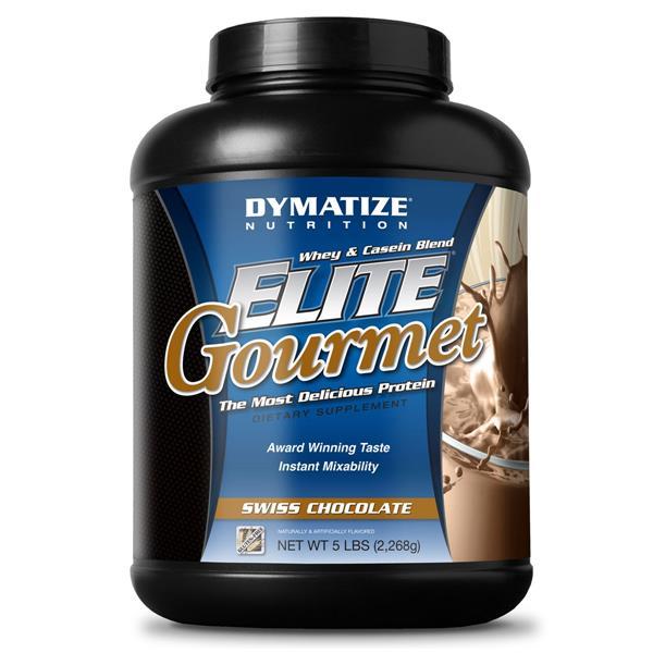 Elite Gourmet 2,26kg Baunilha Dymatize